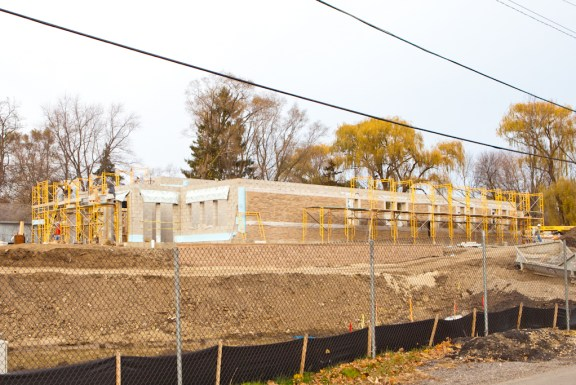 Palatine Fire Department new station construction