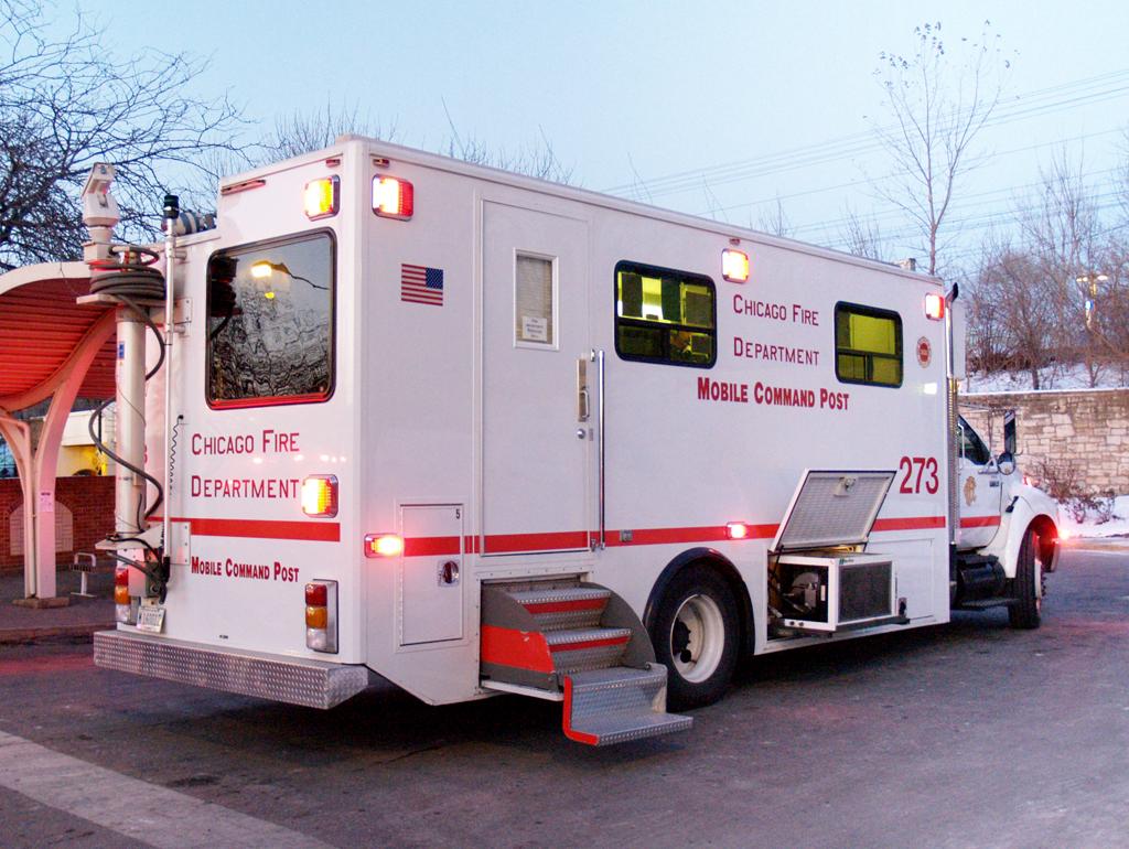 Command Van 273 Chicagoareafire