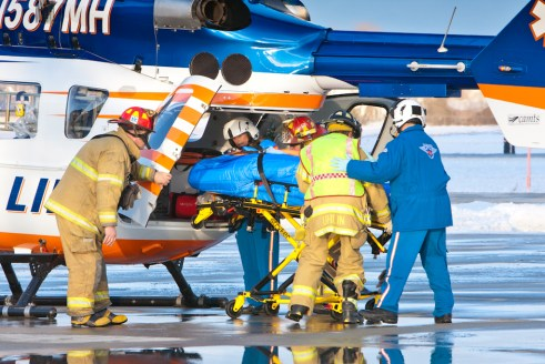 Wheeling IL fatal plane crash December 22, 2010 Flight for Life medivac