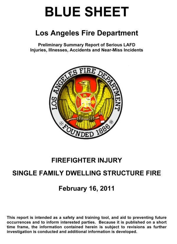 Chicago Fire Department Rank Structure - Year of Clean Water