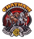 Chicago Fire Department patch Engine 122