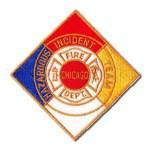 Chicago Fire Department haz mat patch