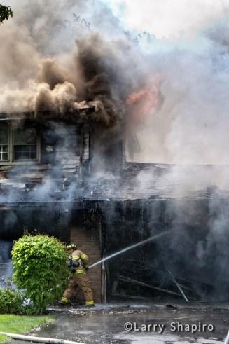 Prospect Heights house fire Schoenbeck 5-24-11
