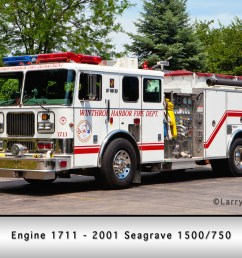 winthrop harbor fire department seagrave engine [ 1024 x 768 Pixel ]