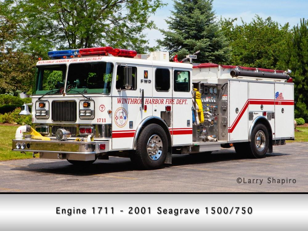 medium resolution of winthrop harbor fire department seagrave engine