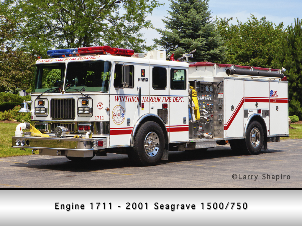 hight resolution of winthrop harbor fire department seagrave engine