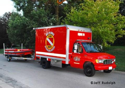 Des Plaines Fire Department Dive Unit