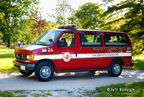 Wilmette Fire Department swimmer drowns in Lake Michigan 8-27-11