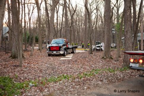 plane crash in Riverwoods IL Fries Automotive