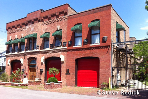 Former Chicago Fire Station