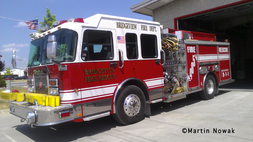 Bridgeview Fire Department