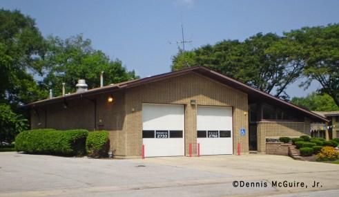 Midlothian Fire Department Station 2