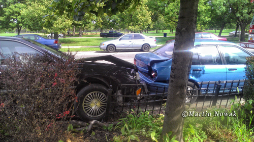 Car crash in chicago Motor vehicle chicago