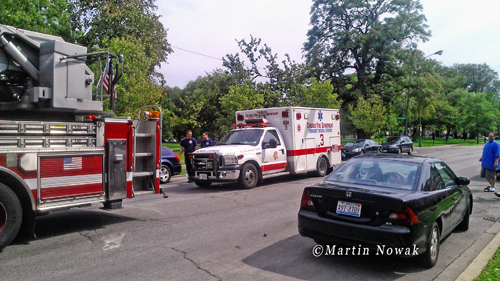Motor vehicle accident on kedzie avenue in chicago 9 5 12 for Chicago department of motor vehicles