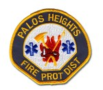 Palos Heights Fire Protection District patch