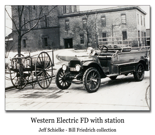 Western Electric Fire Department