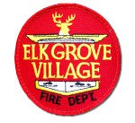 Elk Grove Village Fire Department patch