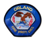 Orland Fire Protection District patch