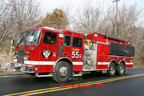 Long Grove FPD water tanker