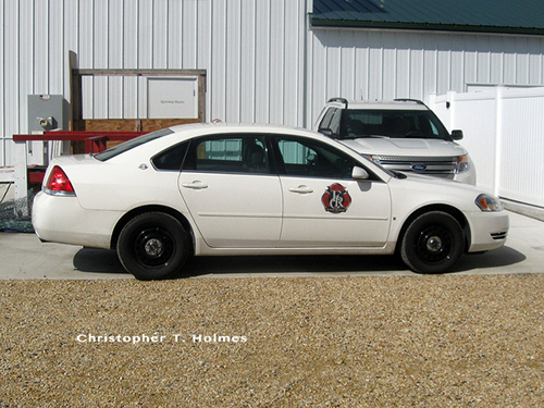 Fox River & Countryside FPD staff car