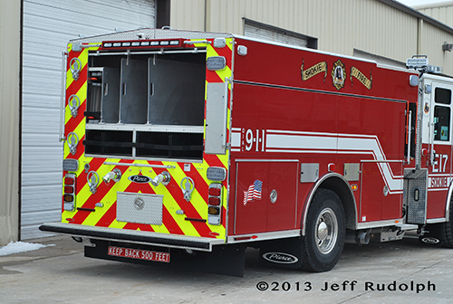 Pierce Dash CF PUC for Skokie FD
