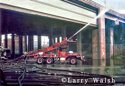 Chicago FD Turret Wagon 6-7-3 Big John