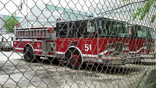 Chicago FD Engine 51