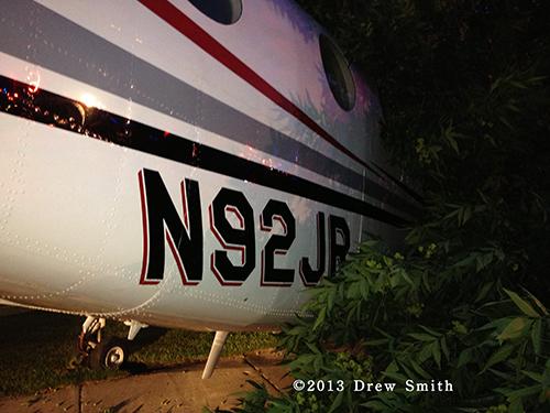 plane crash in Wheeling
