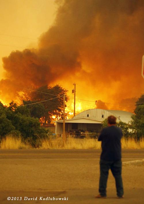 Arizona Yarnell Hill Fire