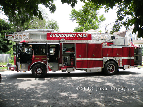 Evergreen Park Fire Department