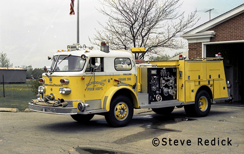 Mount Prospect Fire Department history