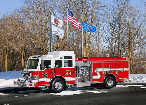 McHenry Township FPD gets new fire engine