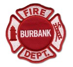 Burbank Fire Department (IL) patch