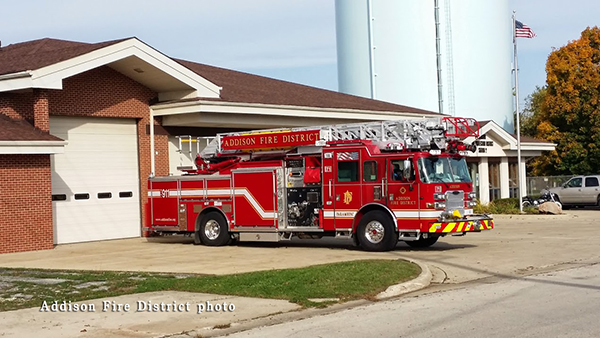 Addison Fire District