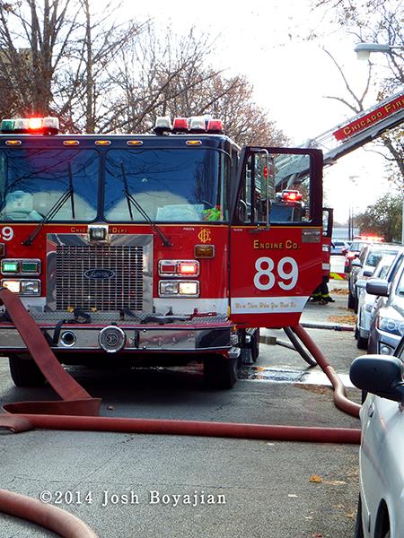 Chicago FD Engine 89