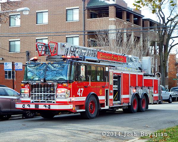 Chicago FD Truck 47