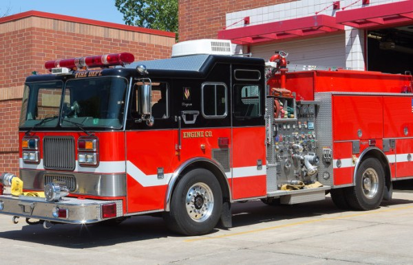 Seagrave engine for sale