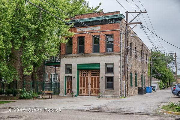former Chicago firehouse