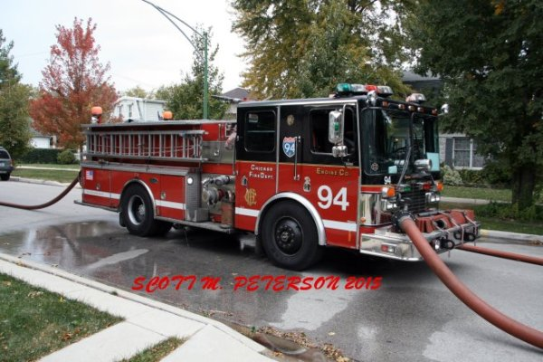 Chicago FD Engine 94
