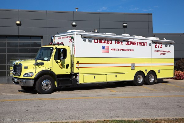 Chicago Comm Van 2-7-3