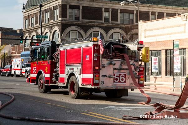 Chicago FD Engine 56