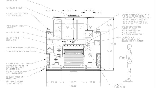 mechanical drawing of new fire engine « chicagoareafire.com