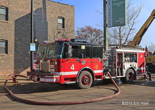 Chicago FD Engine 4