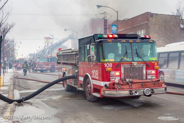 Chicago FD Engine 108