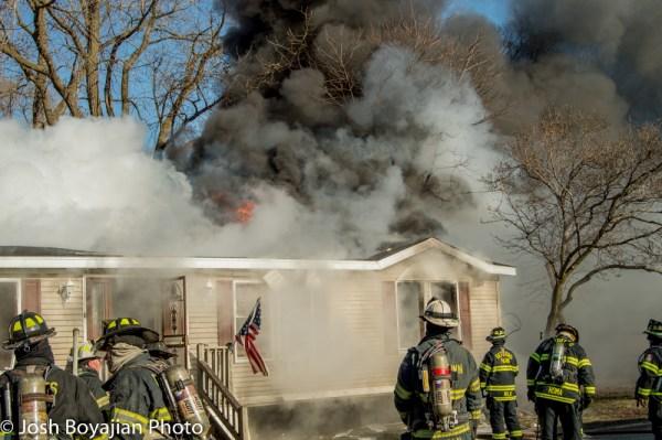Carrollton Park Apartments Fire