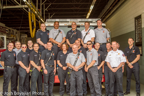 Tri-State FPD firefighters
