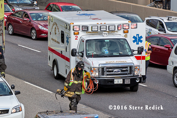 Chicago FD Ambulance 2