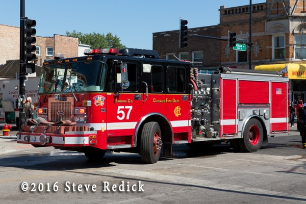 Chicago FD Engine 57