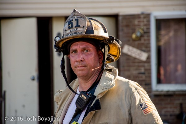 Lisle Woodridge FPD Battalion Chief