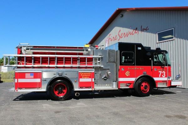 Chicago FD Engine 73